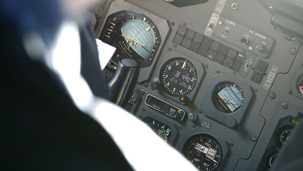 FAAM at 50,000 feet