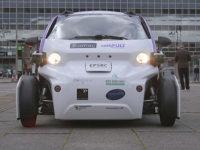 UK's first driverless car trial in Milton Keynes